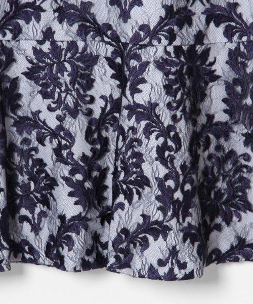 GRACE CONTINENTAL(グレースコンチネンタル)/刺繍マーメイドワンピース/19135007_img12