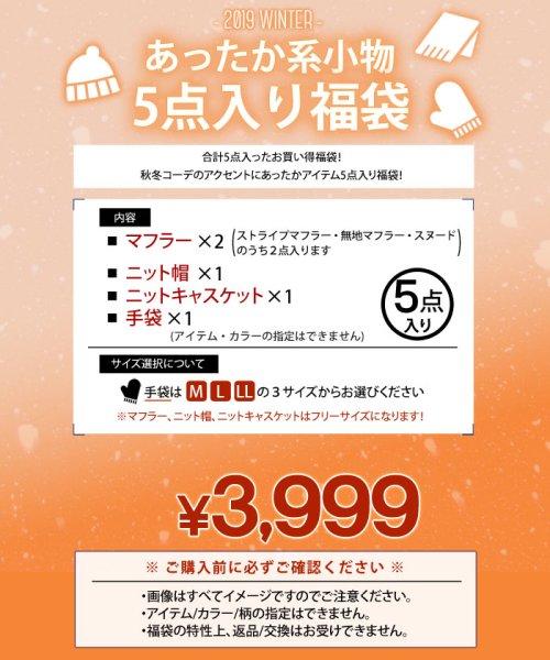 TopIsm(トップイズム)/【福袋】あったか系小物5点セット!/fuku-34_img06