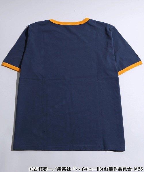 WEGO(ウィゴー)/WEGO/ハイキュー!!コラボTシャツ/BR18SM05M011_img13