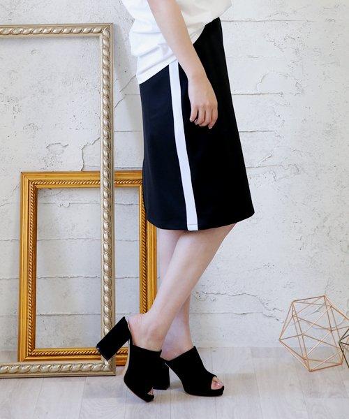 Girly Doll(ガーリードール)/【Girly Doll 】ラインスカート/mailSS1836789_img35