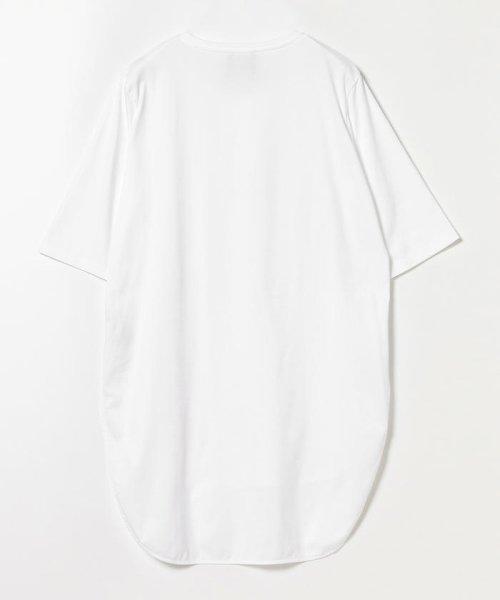 Demi-Luxe BEAMS(デミルクスビームス)/ATON / スビン ラウンドヘム Tシャツ/64040198967_img13