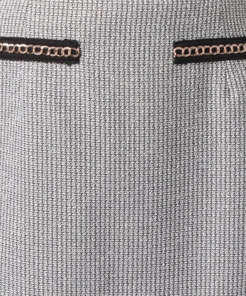 Rirandture(リランドチュール)/【美人百花 3月号掲載】ツイード切り替えAラインスカート/89130690_img18