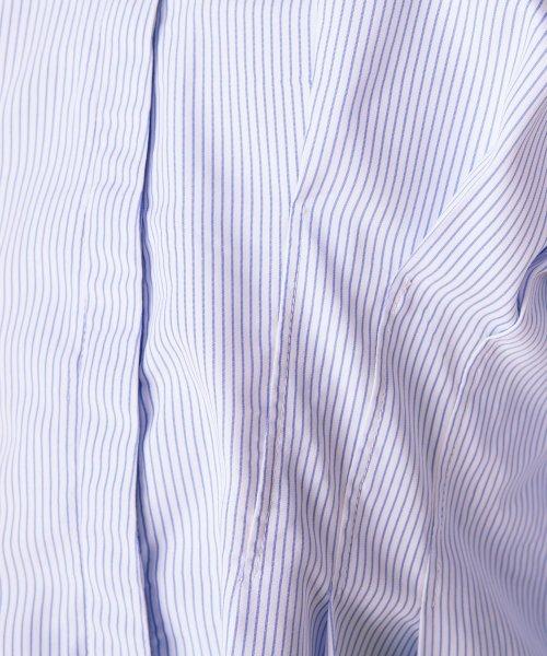 MIIA(ミーア)/タックデザイン抜き襟シャツブラウス/32912518_img07