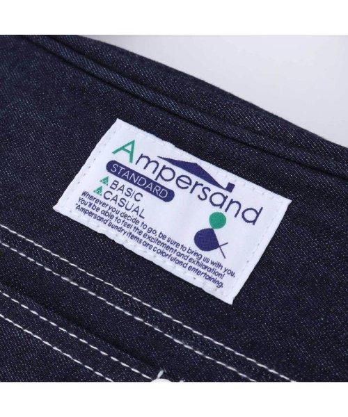ampersand / F.O.KIDS MART(アンパサンド/エフオーキッズマート)/通園バッグ/L166049_img02