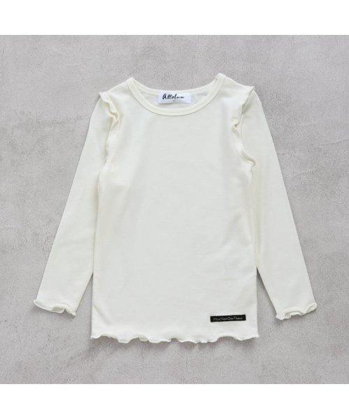 allolun.(オールオルン)/インナーTシャツ/U106029_img01