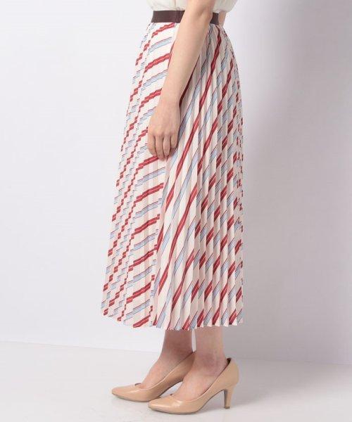 Rirandture(リランドチュール)/【美人百花 3月号掲載】プリーツストライプスカート/89130700_img14