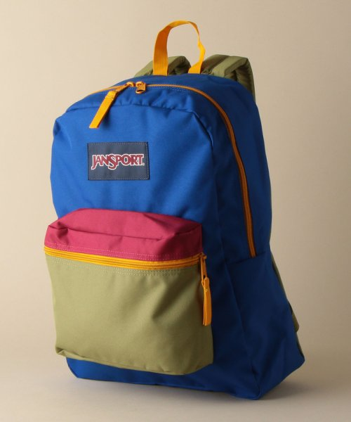 green label relaxing (Kids)(グリーンレーベルリラクシング(キッズ))/JANSPORT(ジャンスポーツ)EXPOSED 25L/38824990002_img01