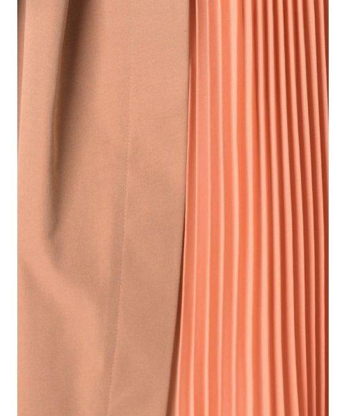 MERCURYDUO(マーキュリーデュオ)/プリーツ切替ラップ風スカート/001910802501_img13