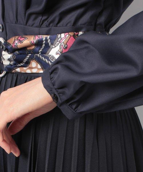 Mystrada(マイストラーダ)/【VERY 3月号掲載】★スカーフベルト抜けシャツワンピース/39167730_img13