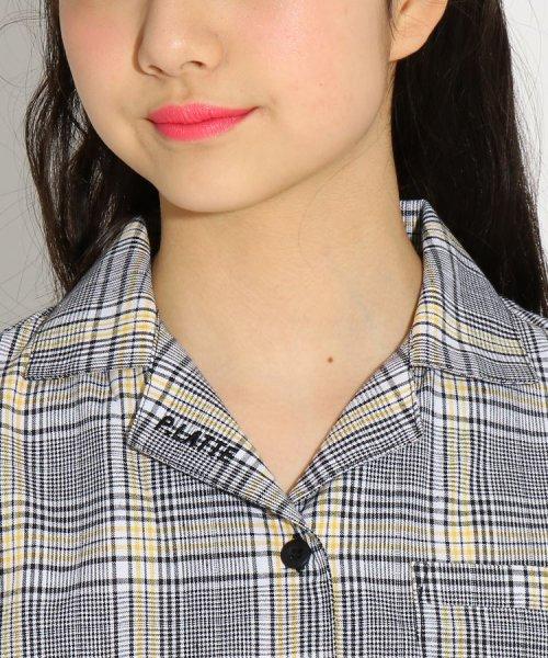 PINK-latte(ピンク ラテ)/開襟シャツ ワンピース/99990931951003_img04