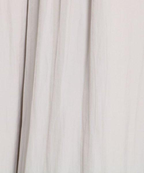 Dessin(デッサン)/【洗える】【ウエストゴム】パウダーサテンガウチョパンツ/201901F5866022_img06