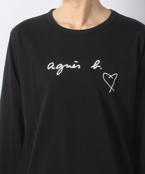 agnes b. FEMME(アニエスベー ファム)/【WEB限定】SBX4 TS Tシャツ/0330SBX4E19_img04