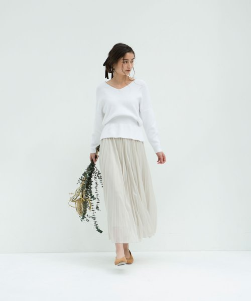 marjour(マージュール)/WINTER PASTEL KNIT/750119_img09