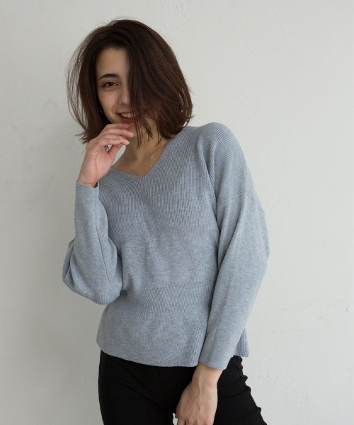 marjour(マージュール)/WINTER PASTEL KNIT/750119_img17