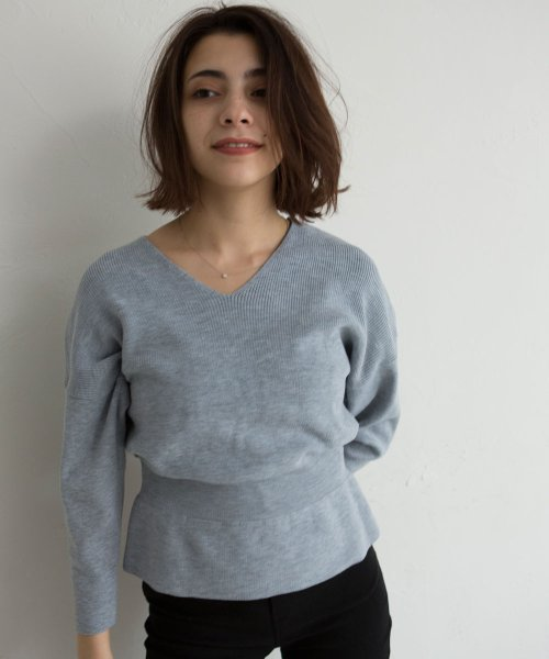 marjour(マージュール)/WINTER PASTEL KNIT/750119_img21