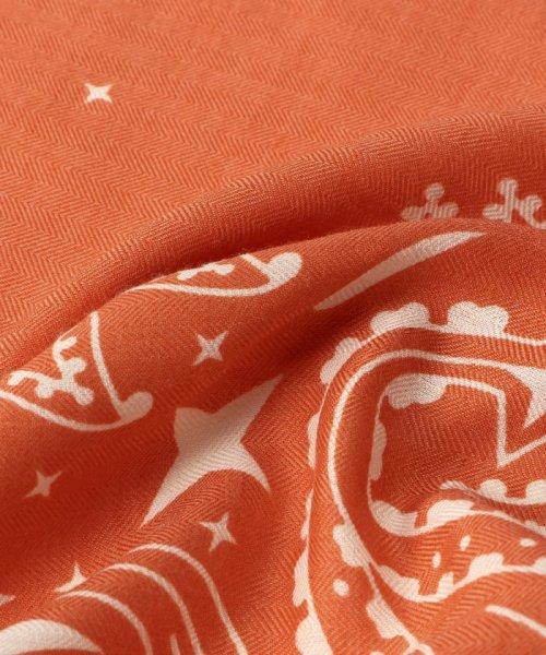 Spick & Span(スピック&スパン)/【Monasultan】 バンダナストール/19098210000010_img05