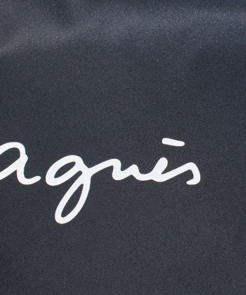 agnes b. Voyage(アニエスベー ボヤージュ)/MP01A-02 ロゴサコッシュ/N318VN01E19_img04