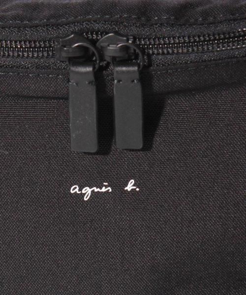 agnes b. Voyage(アニエスベー ボヤージュ)/MS04-05 ナイロンボディバッグ/ウエストポーチ/N301VNN4E19_img04