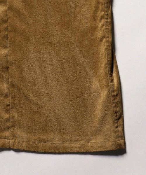 NOLLEY'S goodman(ノーリーズグッドマン)/フェイクスエードシャツ/9-0086-1-71-005_img04