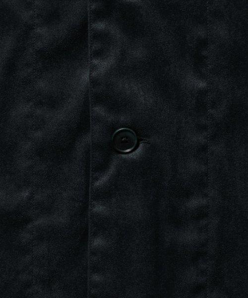 NOLLEY'S goodman(ノーリーズグッドマン)/フェイクスエードシャツ/9-0086-1-71-005_img07