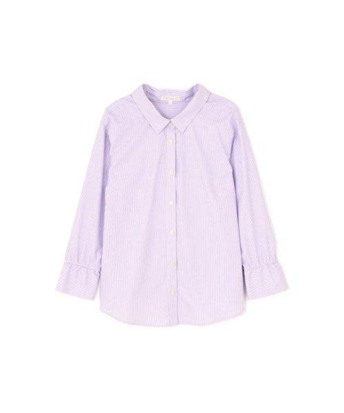 PROPORTION BODY DRESSING(プロポーション ボディドレッシング)/ストライプシャツ/1219110900_img01