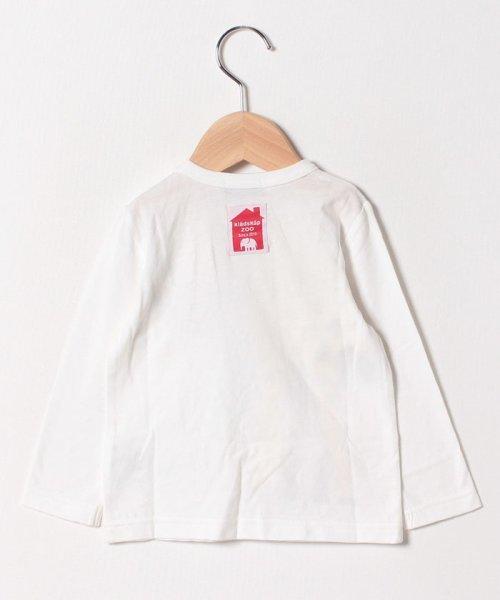 kladskap(クレードスコープ)/ライオン/キリン/パンダ長袖Tシャツ/5391205_img01