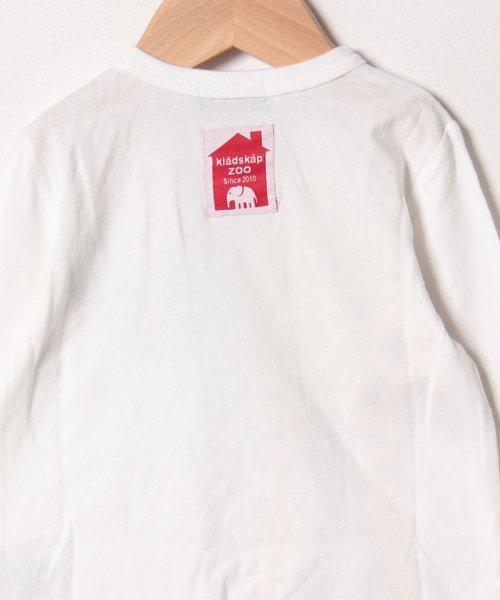 kladskap(クレードスコープ)/ライオン/キリン/パンダ長袖Tシャツ/5391205_img03