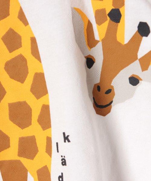 kladskap(クレードスコープ)/ライオン/キリン/パンダ長袖Tシャツ/5391205_img05