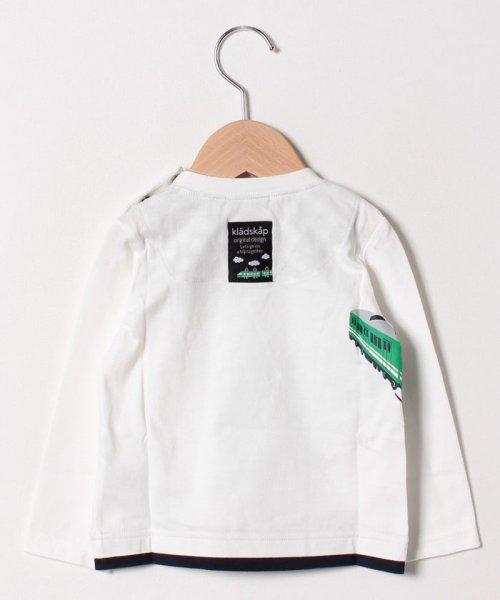 kladskap(クレードスコープ)/電車長袖Tシャツ/5391210_img01