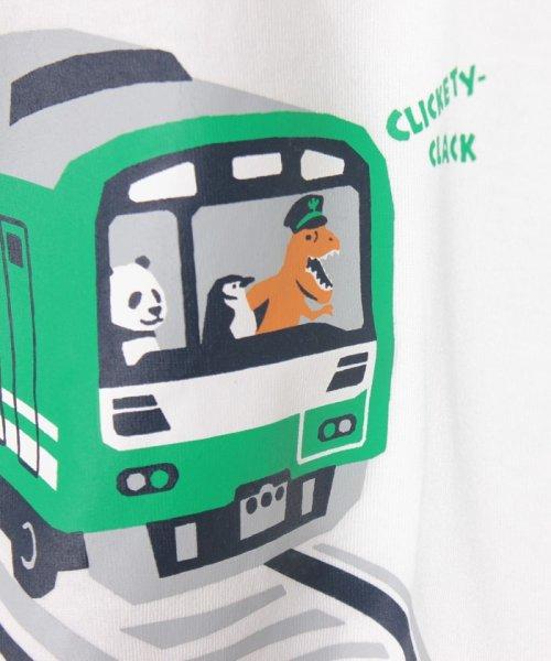 kladskap(クレードスコープ)/電車長袖Tシャツ/5391210_img05