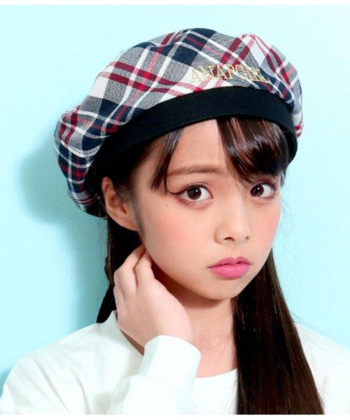 ANAP GiRL(アナップガール)/後ろリボンベレー帽/2009300004_img03