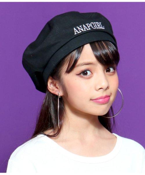 ANAP GiRL(アナップガール)/後ろリボンベレー帽/2009300004_img04