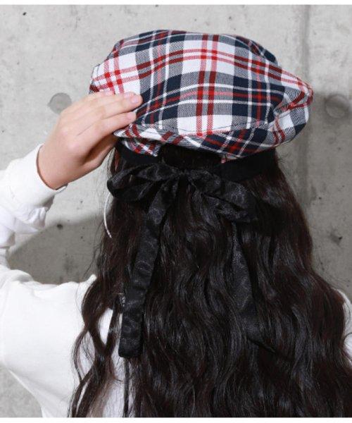 ANAP GiRL(アナップガール)/後ろリボンベレー帽/2009300004_img07
