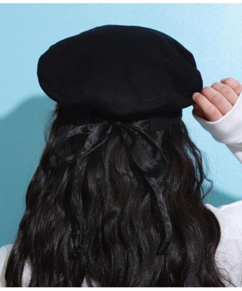 ANAP GiRL(アナップガール)/後ろリボンベレー帽/2009300004_img08