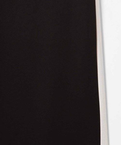 GRACE CONTINENTAL(グレースコンチネンタル)/ライン配色ラッフルドレス/29135131_img15