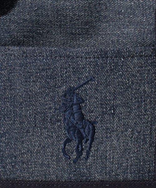 POLO RALPH LAUREN(ポロラルフローレン)/【POLO RALPH LAUREN】School Tote Small II (マグネット開閉)/950275A_img04