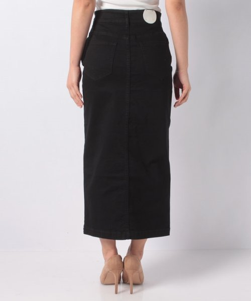 nano・universe(ナノ・ユニバース)/I-line slim fit skirt/6699130009_img17