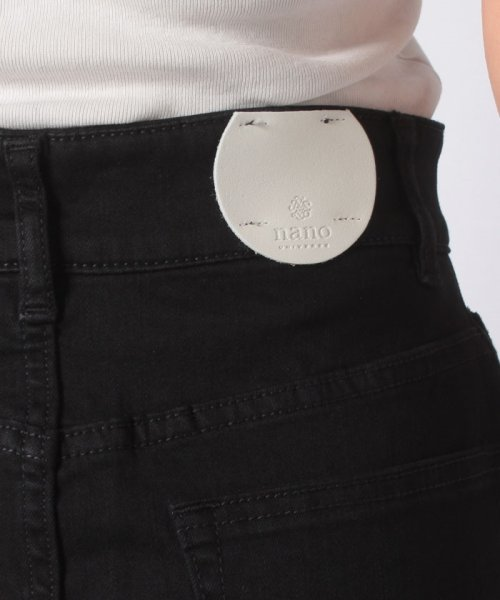 nano・universe(ナノ・ユニバース)/I-line slim fit skirt/6699130009_img19