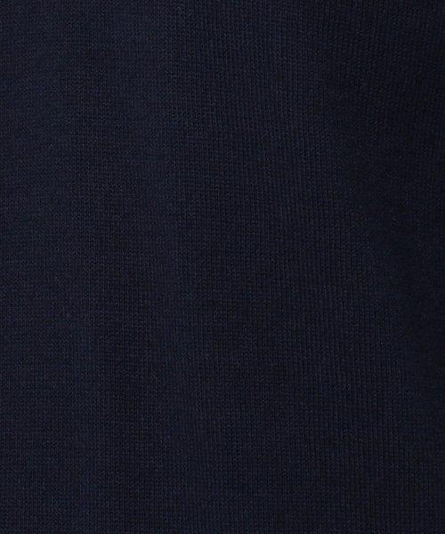 MACPHEE(MACPHEE)/14Gコットン Vネックプルオーバー/12029102604_img09