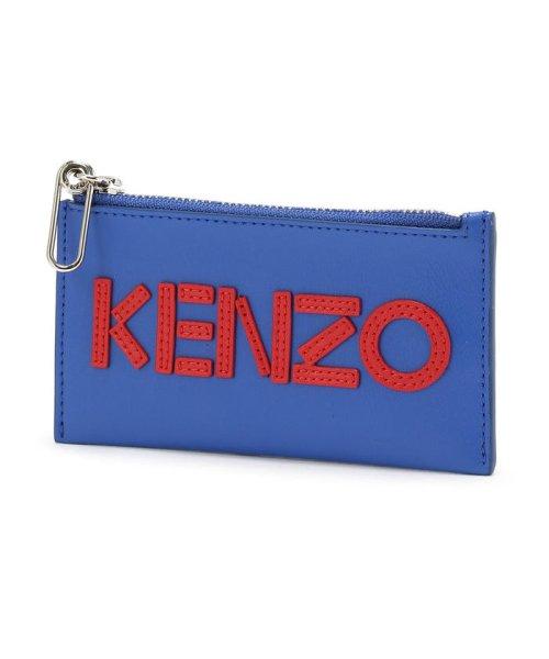 LHP(エルエイチピー)/KENZO/ケンゾー/ZIP CARDHOLDER/105819162-60_img01