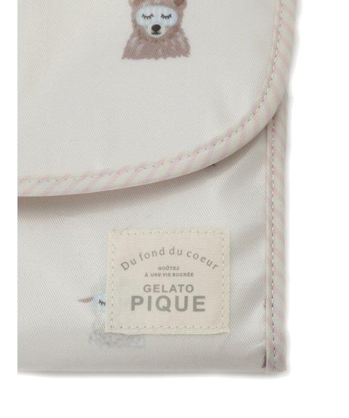 gelato pique(gelato pique)/アニマルアイマスク母子手帳ジャバラケース/PWGG191668_img04