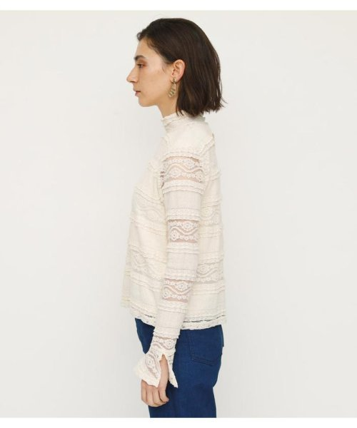 SLY(スライ)/LACE STAND TOPS/030CSY80-4990_img03