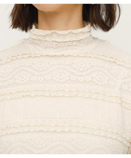 SLY(スライ)/LACE STAND TOPS/030CSY80-4990_img05