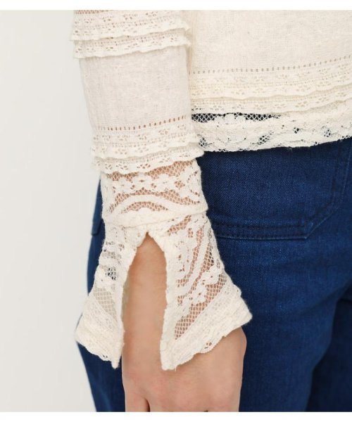 SLY(スライ)/LACE STAND TOPS/030CSY80-4990_img06
