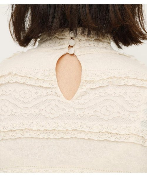 SLY(スライ)/LACE STAND TOPS/030CSY80-4990_img07