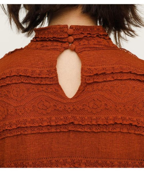 SLY(スライ)/LACE STAND TOPS/030CSY80-4990_img21