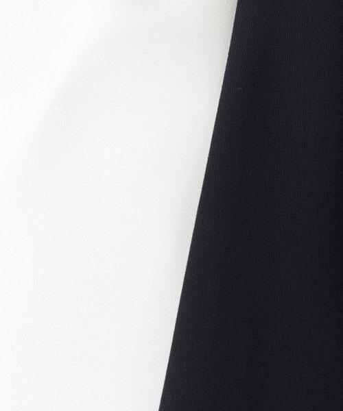 Apuweiser-riche(アプワイザー リッシェ)/【美人百花 4月号掲載】洗えるジャケット・ティアード袖ブラウスSET/29143930_img17