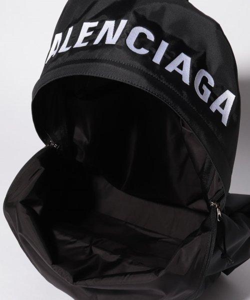 BALENCIAGA(バレンシアガ)/BALENCIAGA WHEEL BACKPACK/5251629F91X1090_img04