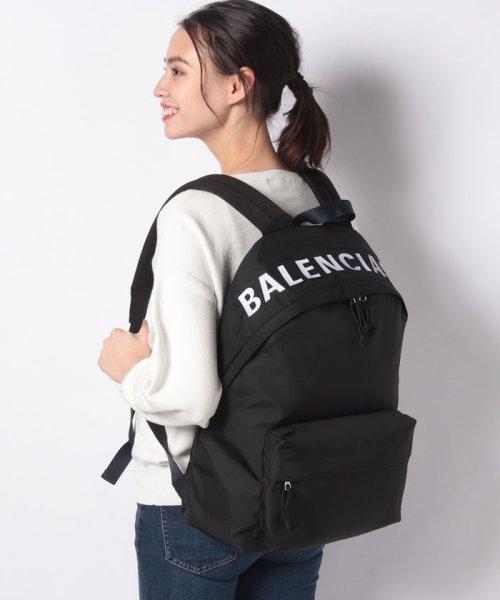 BALENCIAGA(バレンシアガ)/BALENCIAGA WHEEL BACKPACK/5251629F91X1090_img06