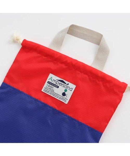 ampersand / F.O.KIDS MART(アンパサンド/エフオーキッズマート)/巾着(M)/L174029_img02